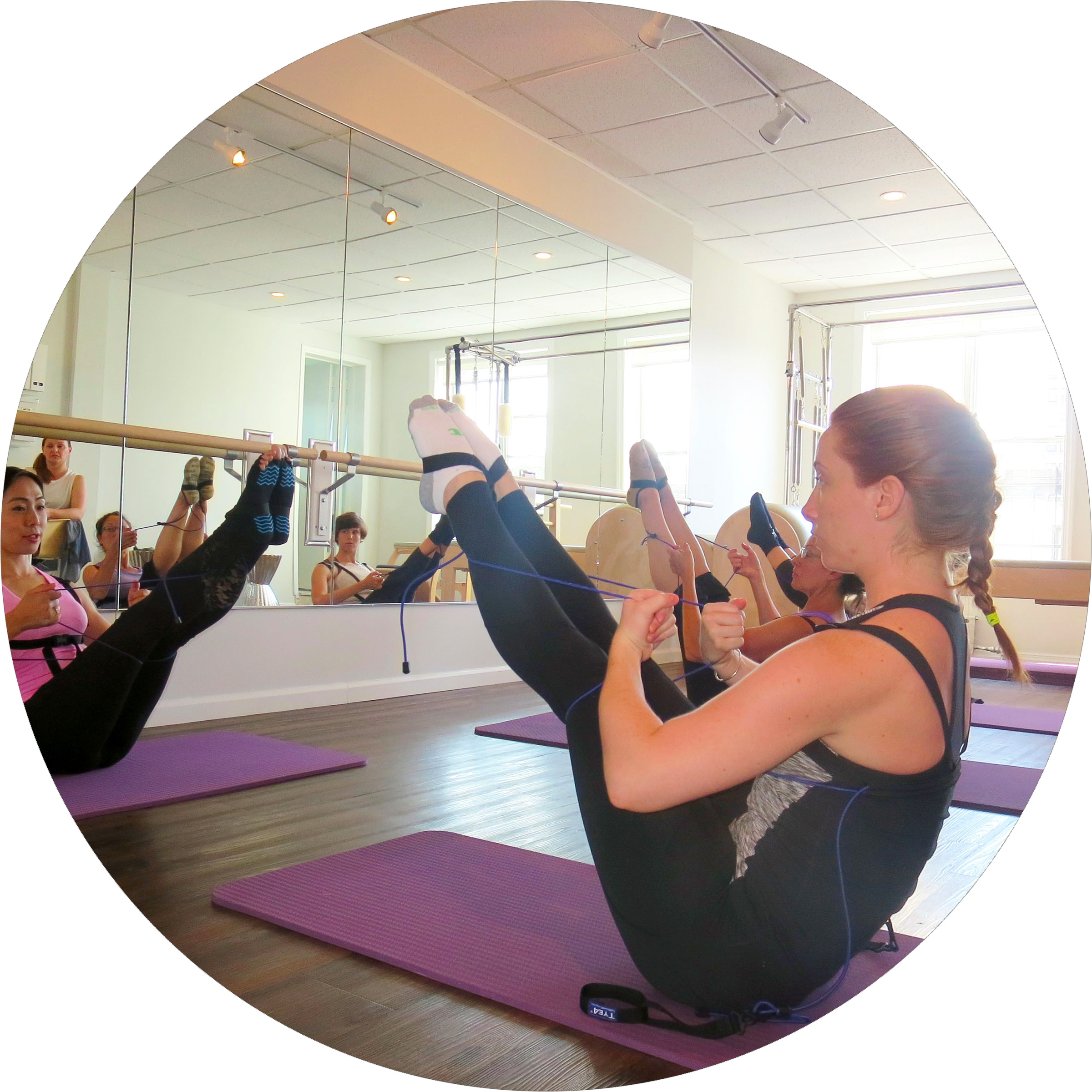 Tye4® training at Bklyn Pilates, New York