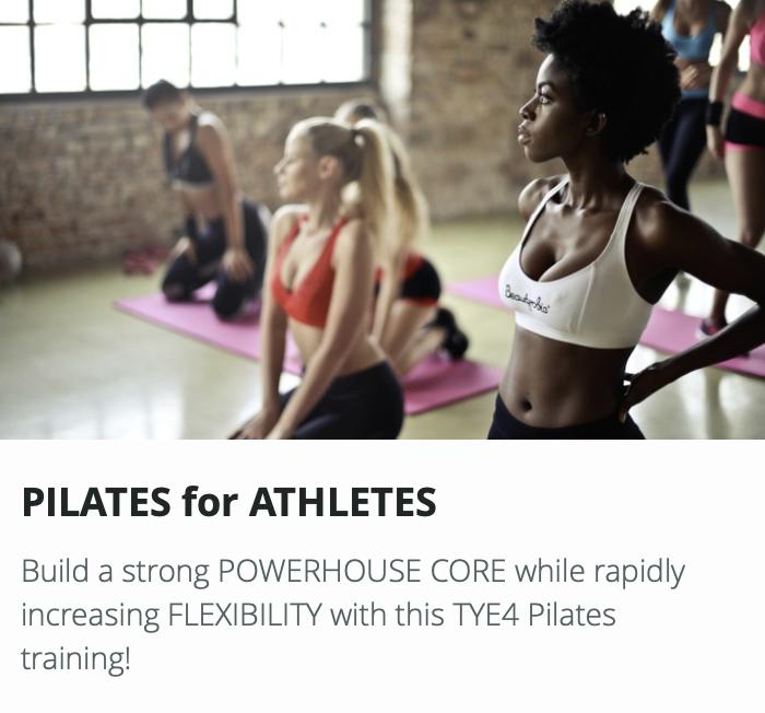 Pilates for Athletes