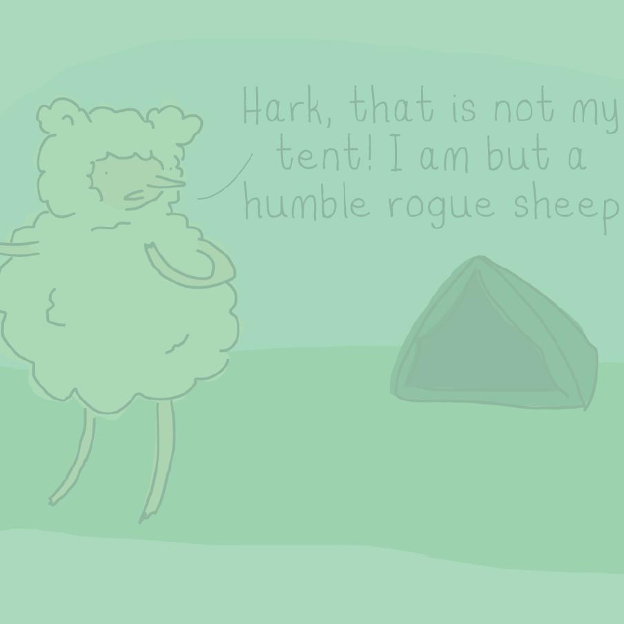 Wales - Sheep, rain, sheep, rain. Hills.