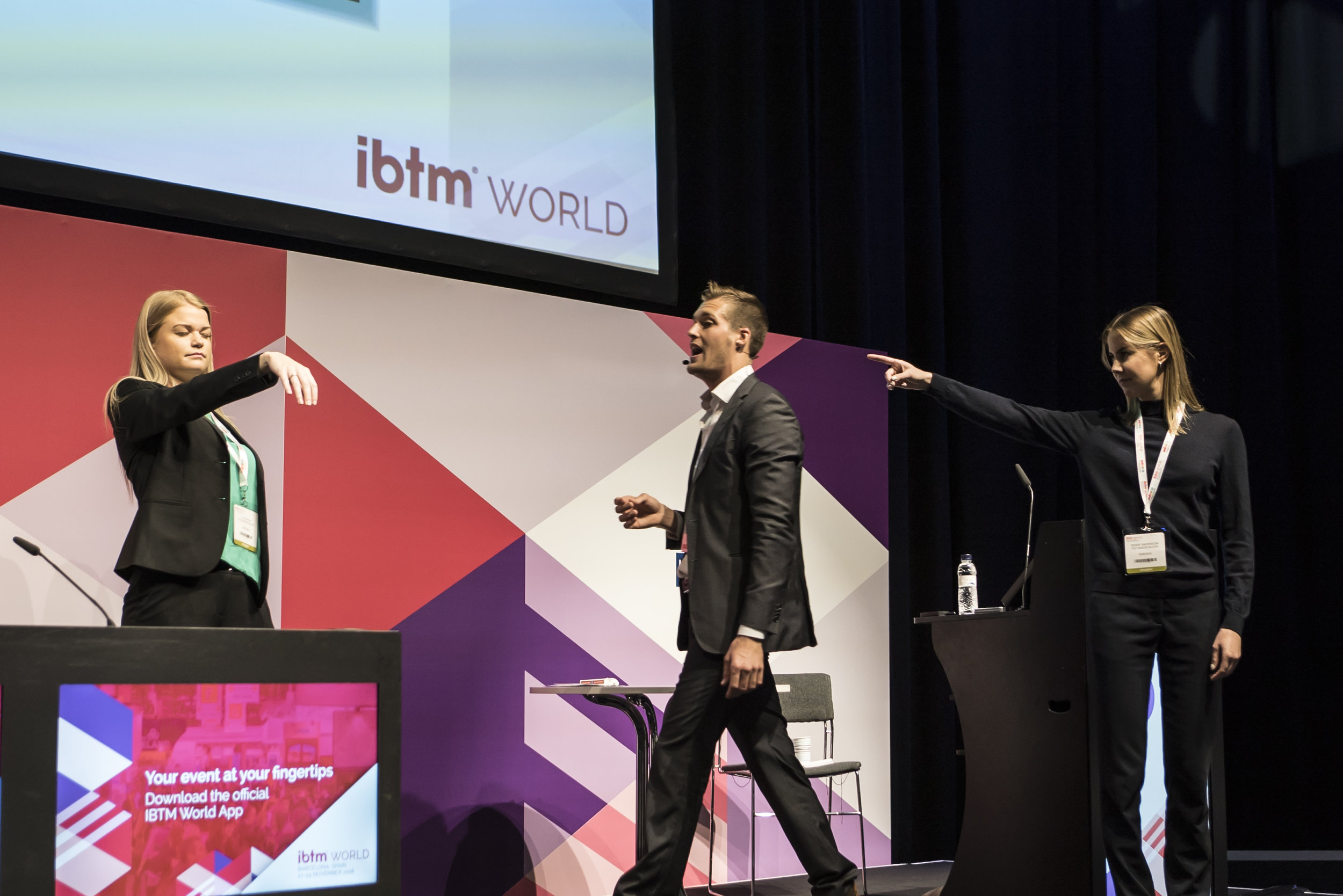 IBTM World Event Barcelona 2018