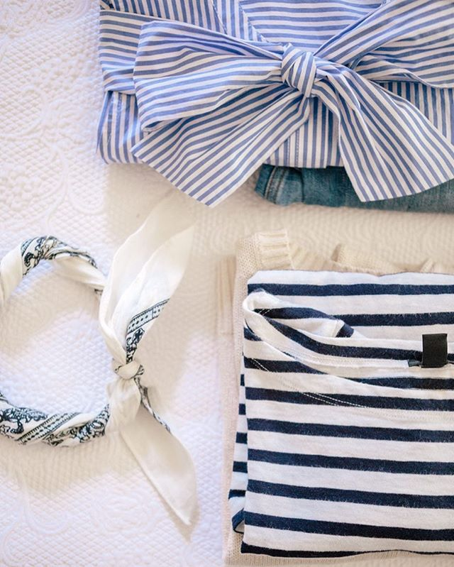 Blue and white forever. #styleintentionnel