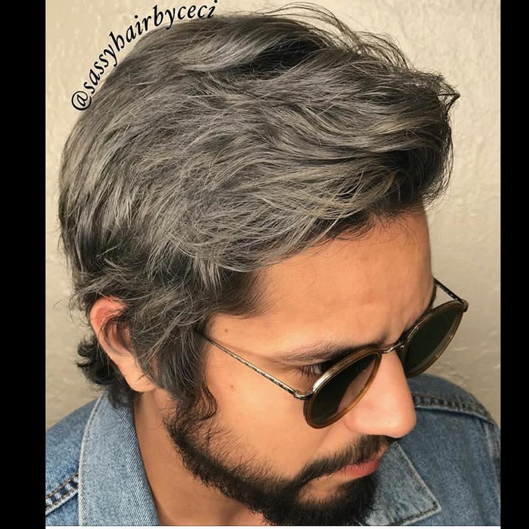 man-with-gray-hair-at-salon