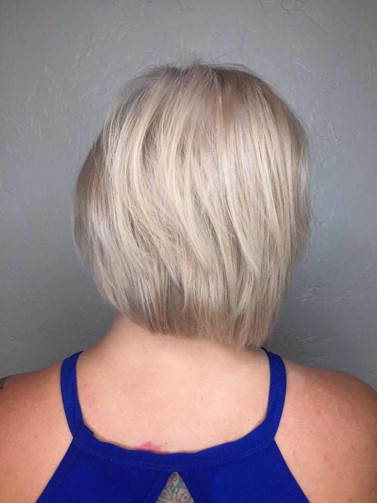 blond-hair-dye-electric-chair-salon