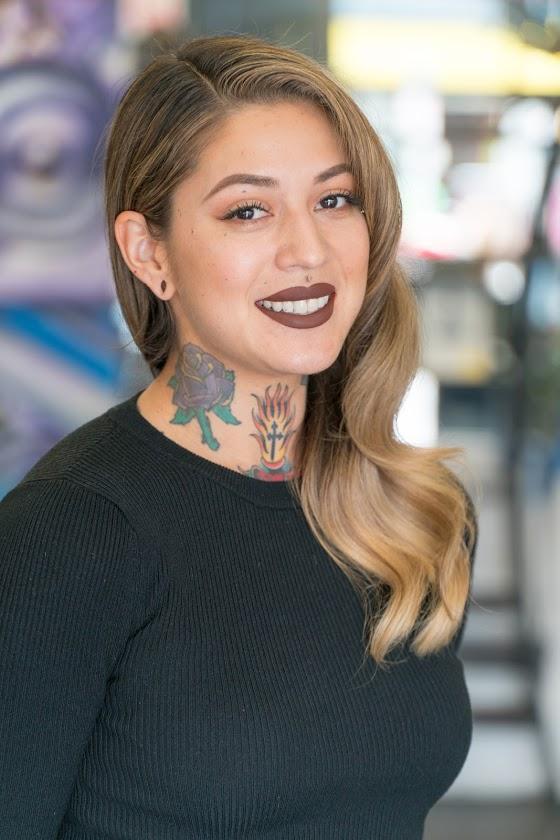 Tamara hair stylist dreadlocks San Diego.