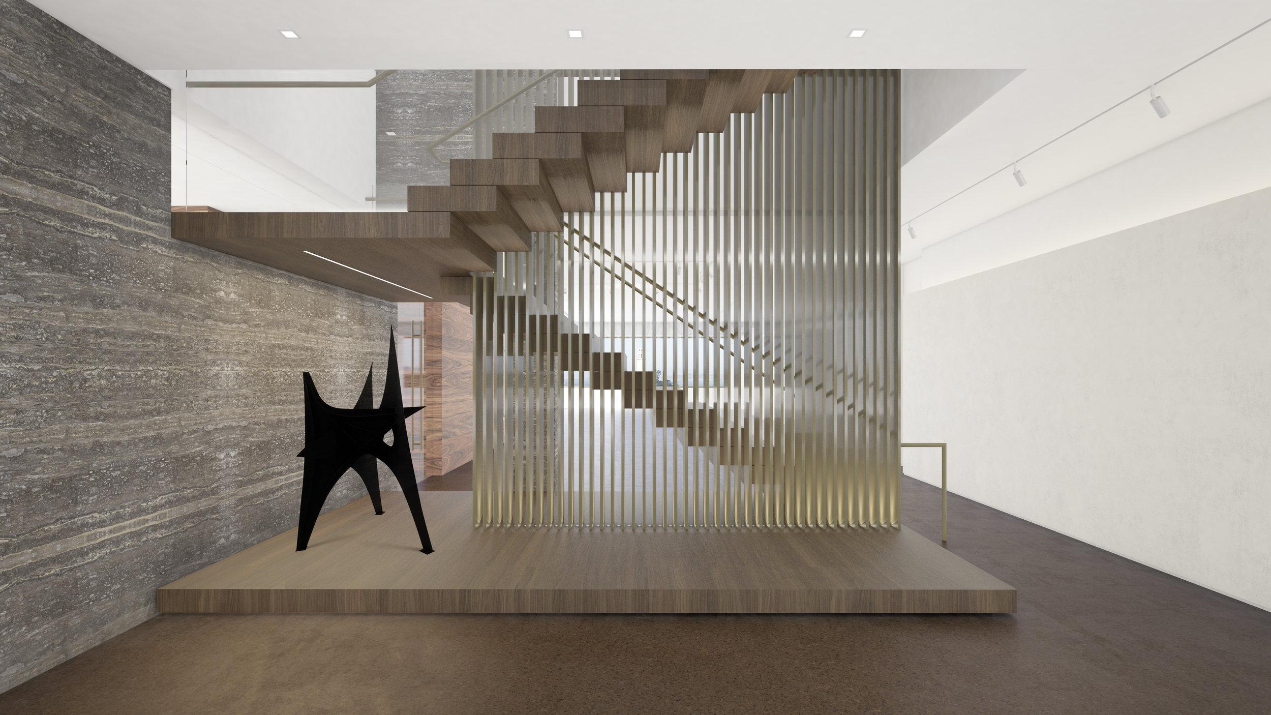 Gallery Stair