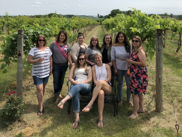 Love Iowa wine? Join a winery Trip in the summer