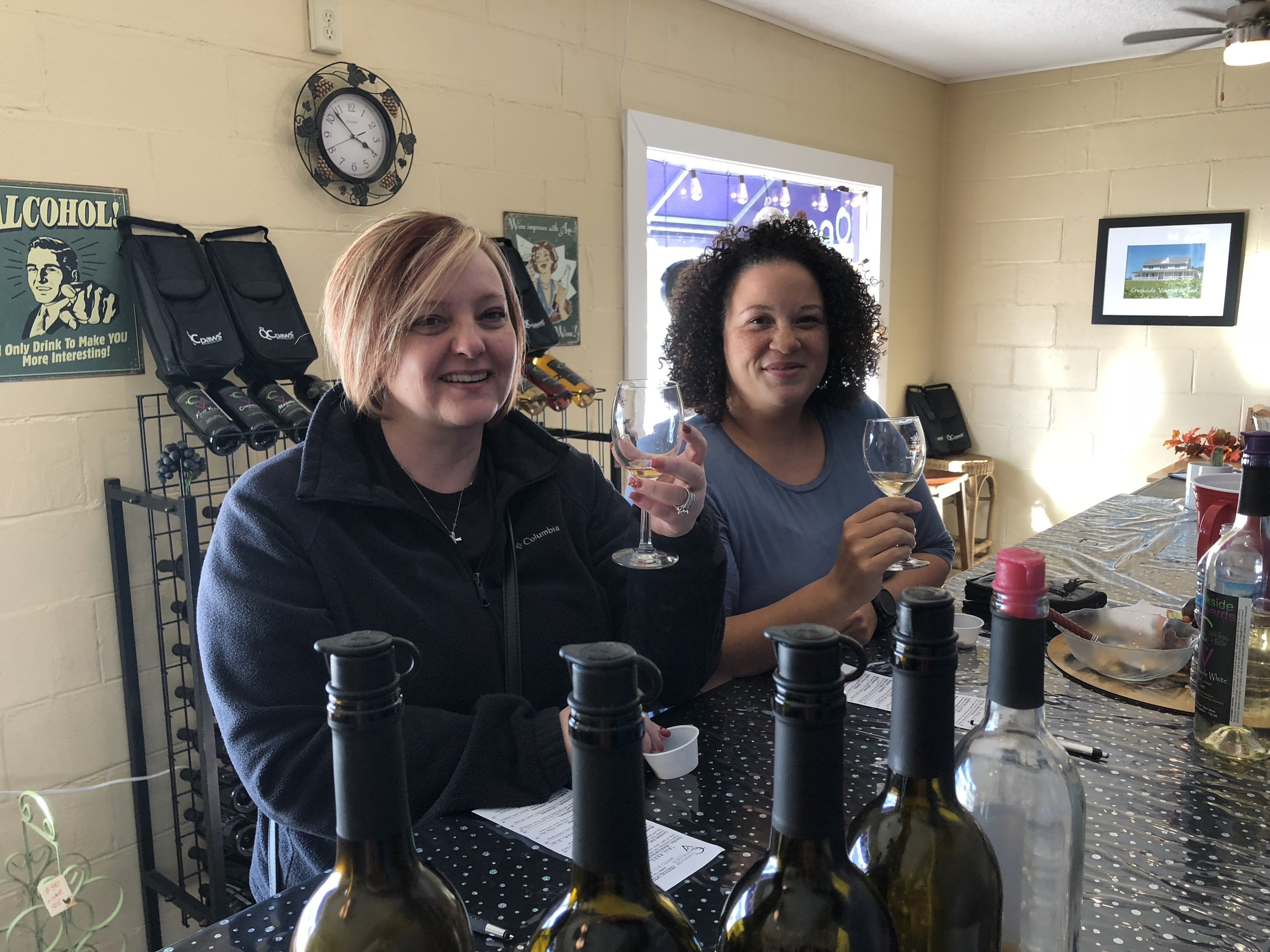 Quad Cities Winery Tour