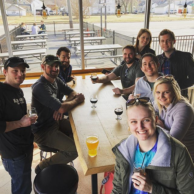 Beautiful day for beer! Oh wait...that's every day. 🍻