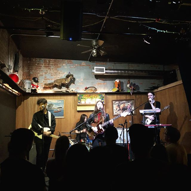 Dive bar with great music and lots of whiskey. If you haven't been, you need to check it out.