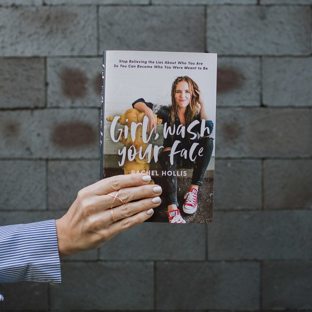 Books by Rachel - Rachel Hollis is a Bestselling Author of seven books including the wildly popular new non-fiction release, Girl Wash Your Face that encourages women to live more fully into who they were meant to be.