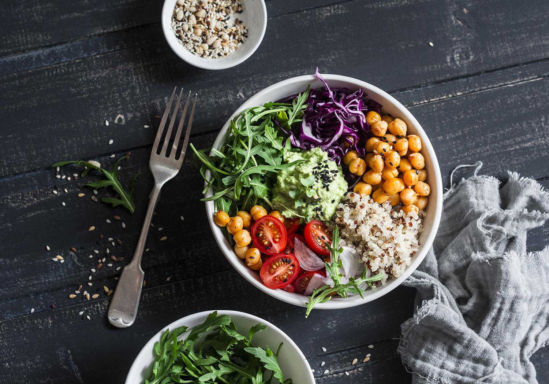 Kasvis & hedelmä - Tuotteita kasvisproteiineista yrtteihin ja hedelmiin