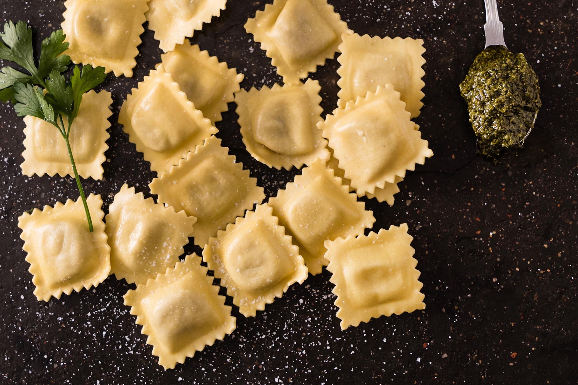 Lisukkeet - Tuotteita perunasta, riisistä ja pastasta