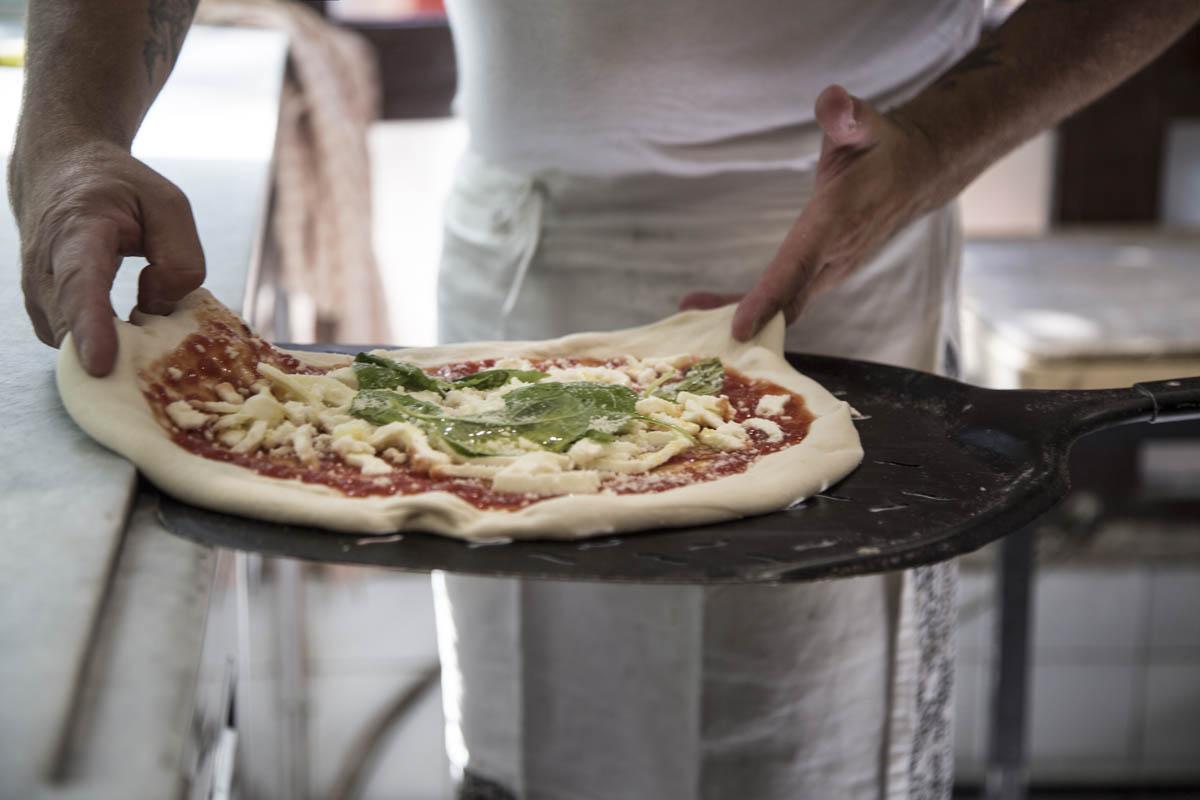 Latteria Sorrentina Mozzarella Pizza.jpg