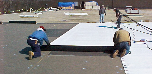 TPO (Thermoplastic Polyolefin)Roofing -