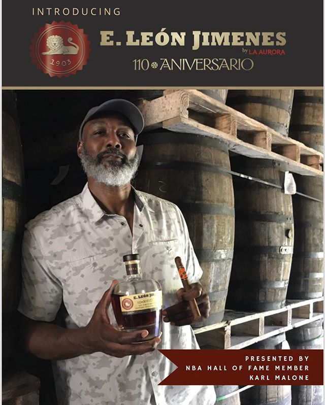 Join us four a four course dinner with NBA Hall of Fame star, Karl Malone on Wednesday, September 18th. Includes a Q&A with Karl, as well as a taste of his exclusive rum. A free signed bottle and a hand-rolled cigar will be given with every ticket purchase, as well as a photo op with Karl himself. Call us at (201) 939-9292 to reserve your spot! * * * #elia #elianj #eliamediterraneanrestaurant #mediterraneancuisine #foodporn#appetizer #delish #foodie #food #jerseyeats #foodphotography #mediterraneanfood #instafood #eats #foodpics #instagood #tasty #yummy #hungry #njfoodsnob #njfood #njfoodie #mediterraneandiet #mediterraneancooking #mediterraneansangria #njevent #cigarevent #karlmalone #nbaevent #rumandcigars