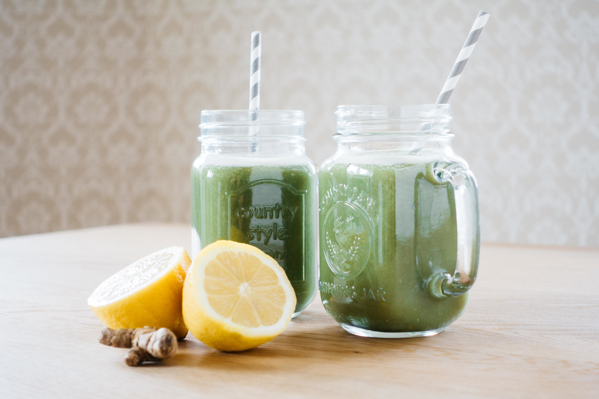 Clean Green Glow Juice by Natural Always
