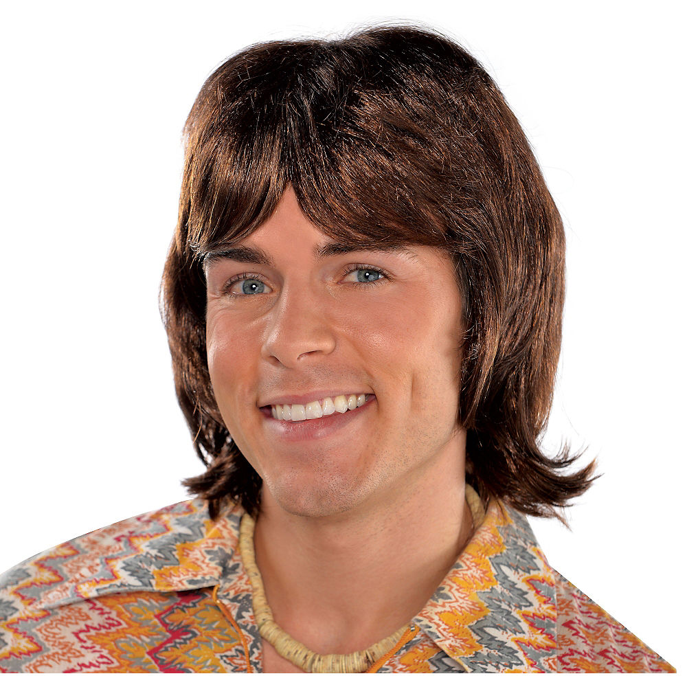 70s Heartthrob Wig $17