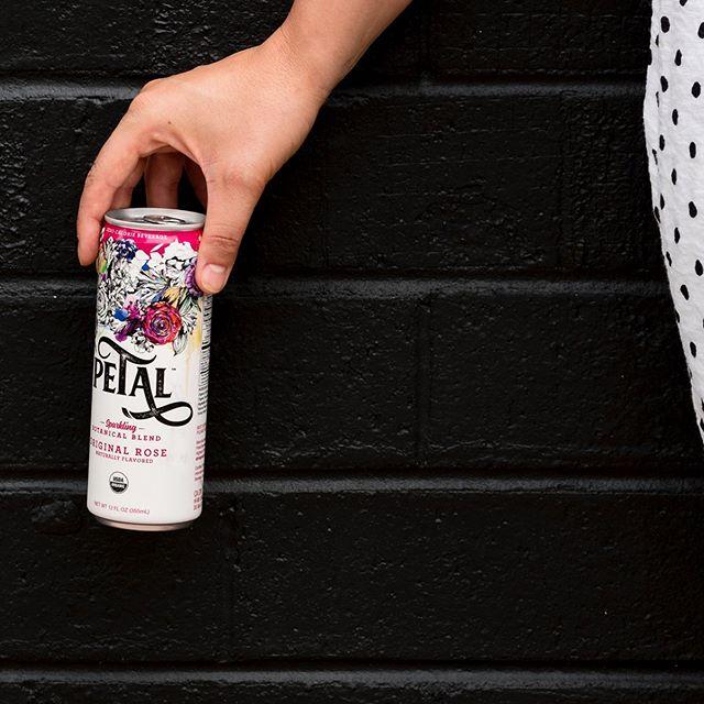 Radiate your inner rebel with Original Rose. 🌹😏 #petal #drinkpetal