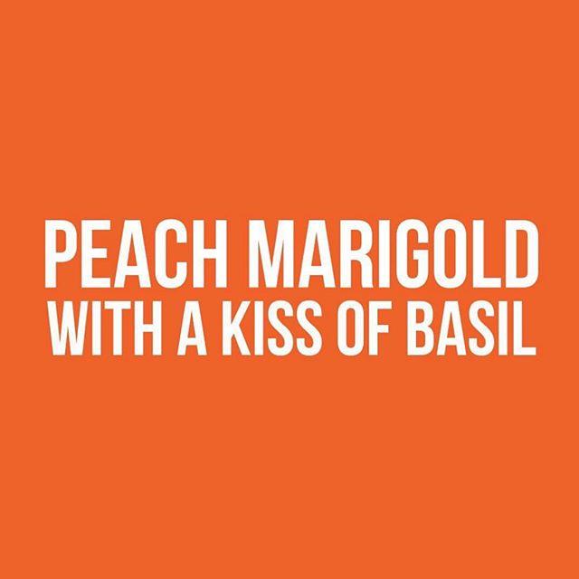 Feelin' peachy ☺️ #drinkpetal