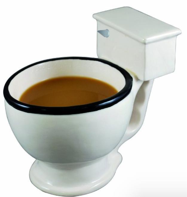 Toilet Mug ($13)