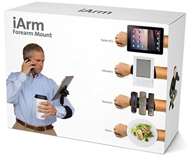 Gag iArm Box ($8)