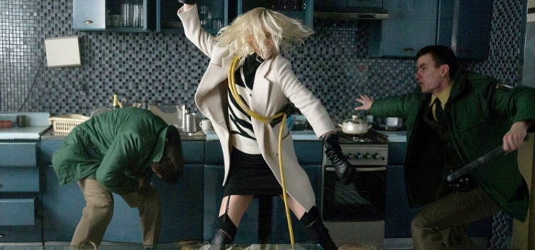 Atomic Blonde - Directed by David Leitch