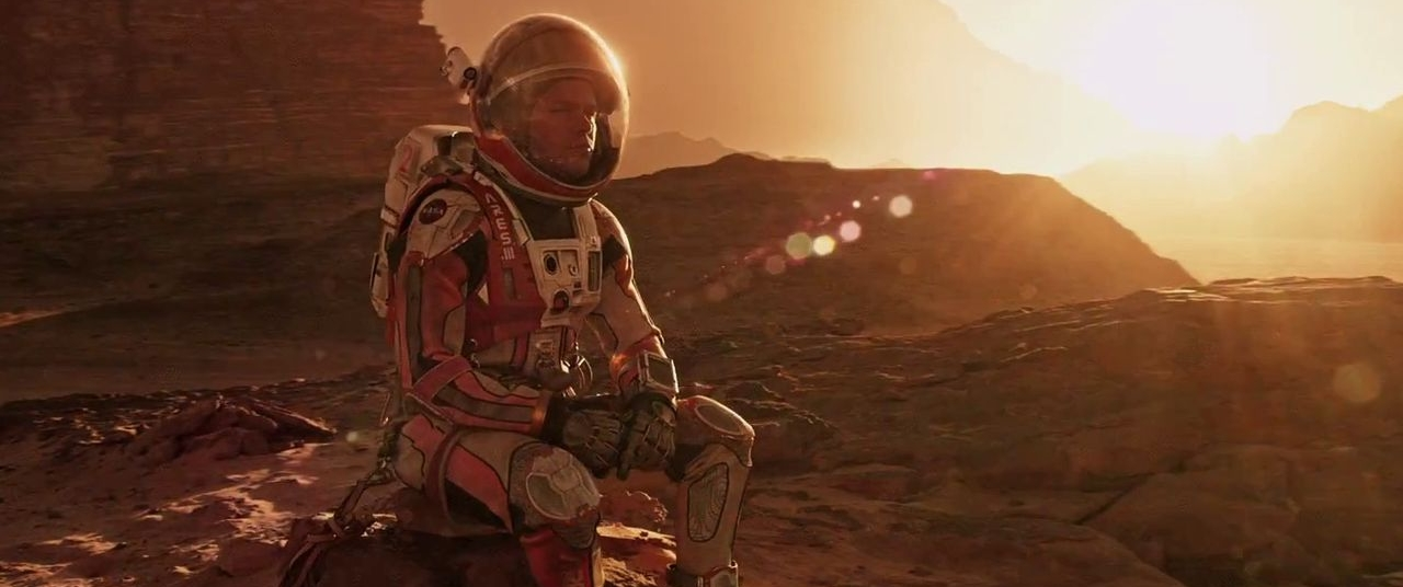 The martian - Directed by Ridley Scott