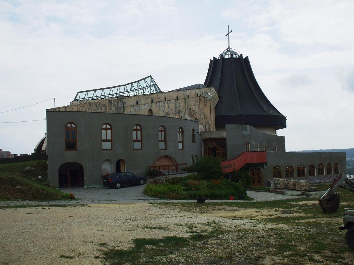 GazdagrÇt, a Szent Angyalok Temploma, 2009.jpg