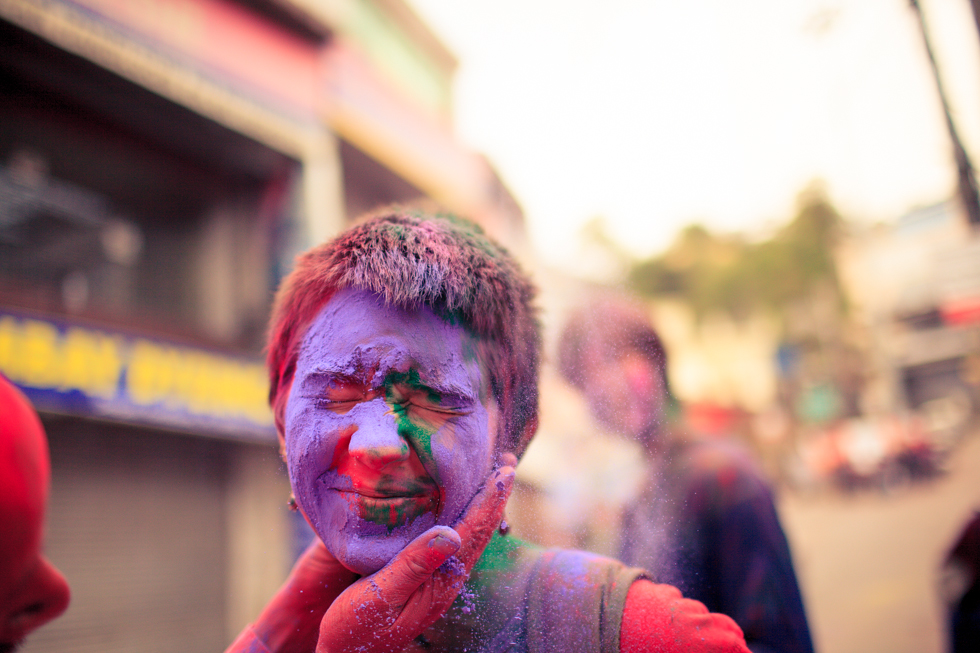 Holi Festival of Color!