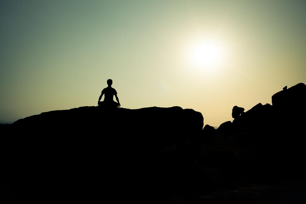 peacefull meditation rocks brian vogelgesang