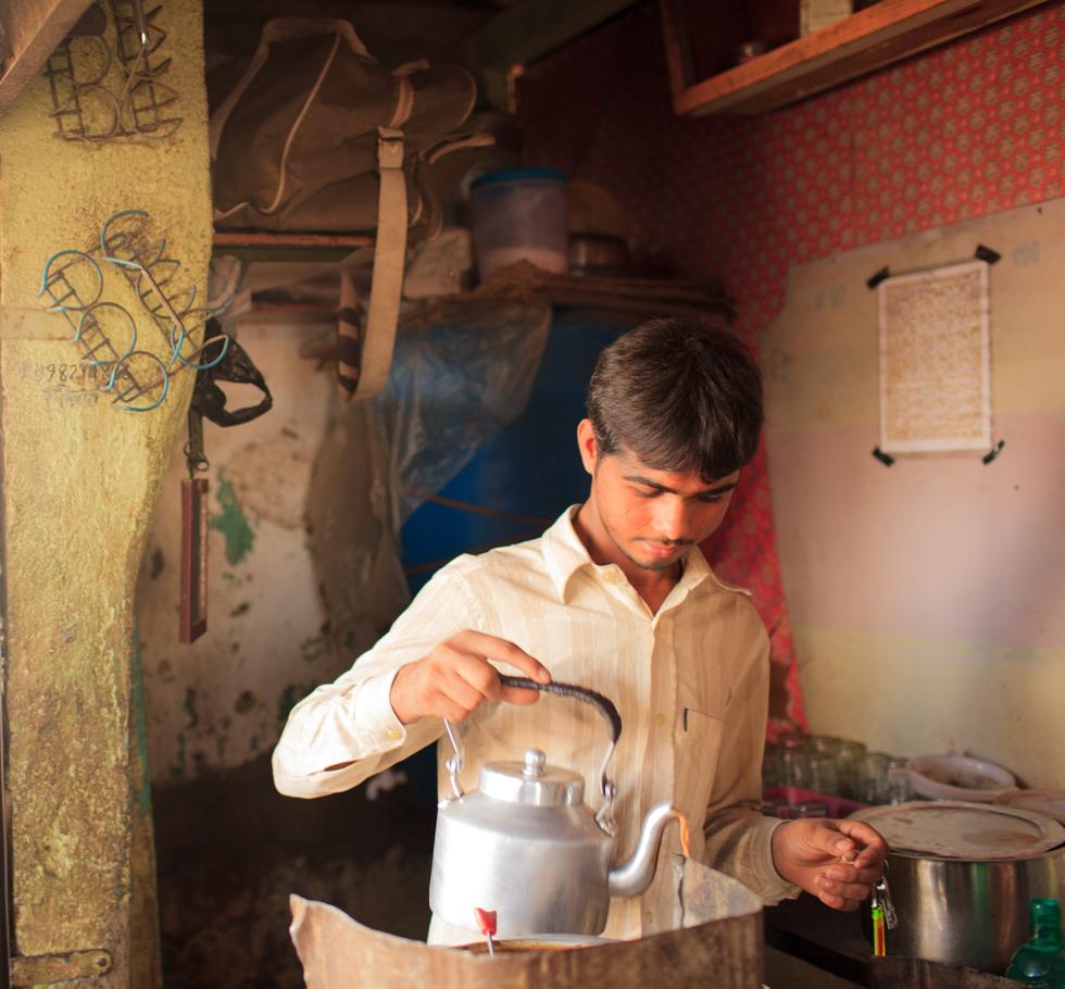 chai wallah india