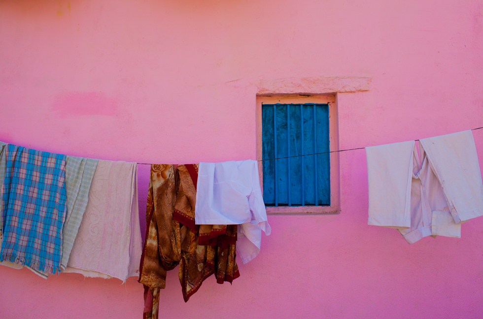 color in india