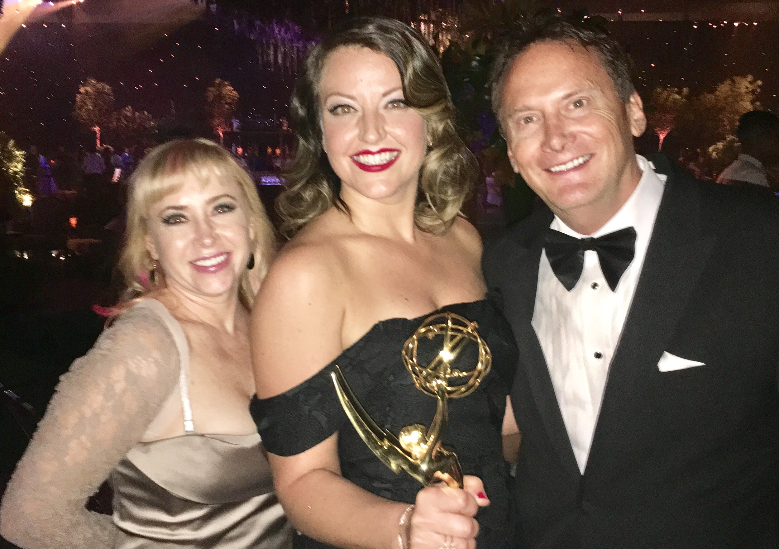 CELEBRATING KATHRYN BURNS' EMMY AWARD WITH ERIN EHRLICH