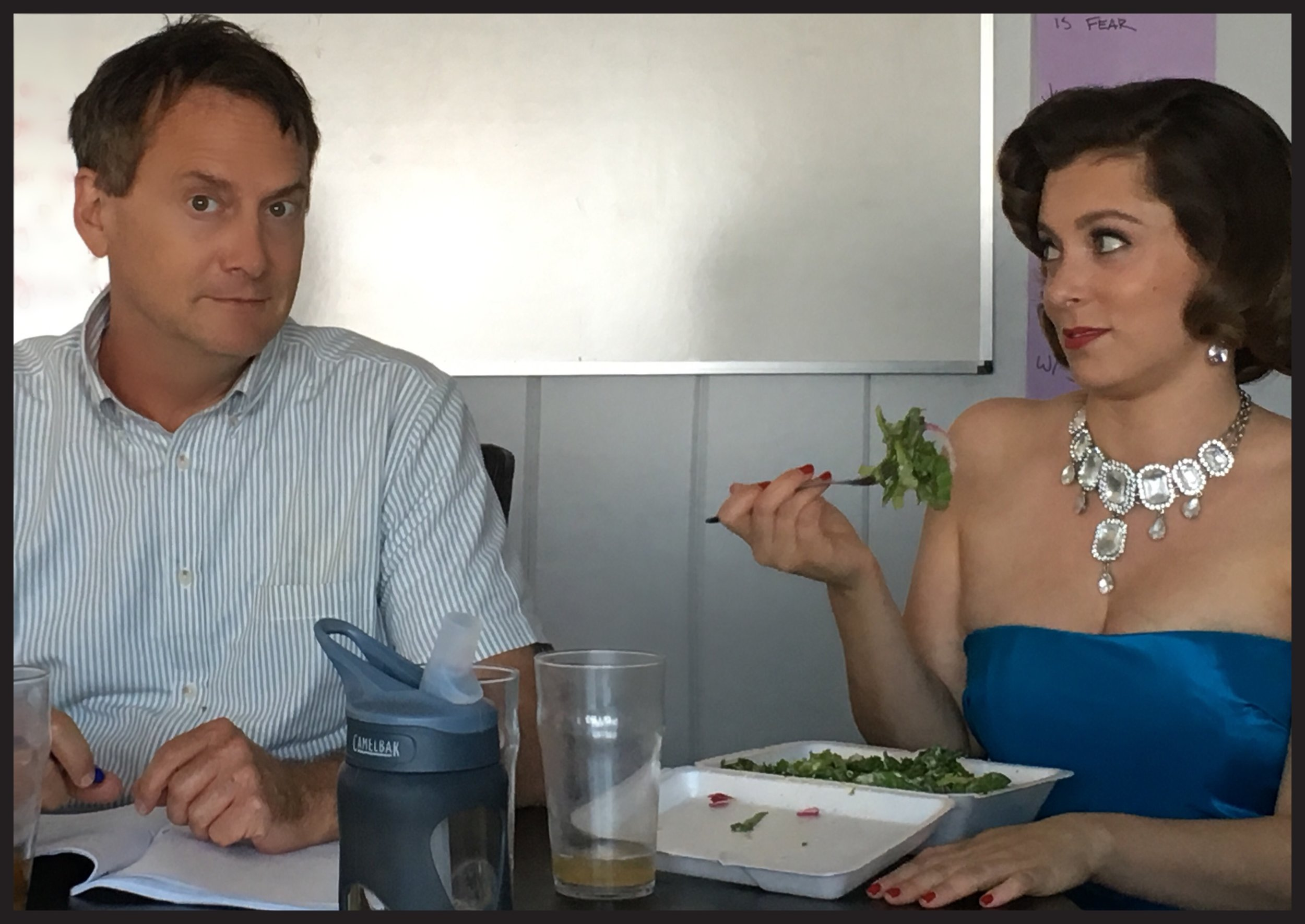 LUNCH BREAK WITH RACHEL BLOOM; CRAZY EX-GIRLFRIEND
