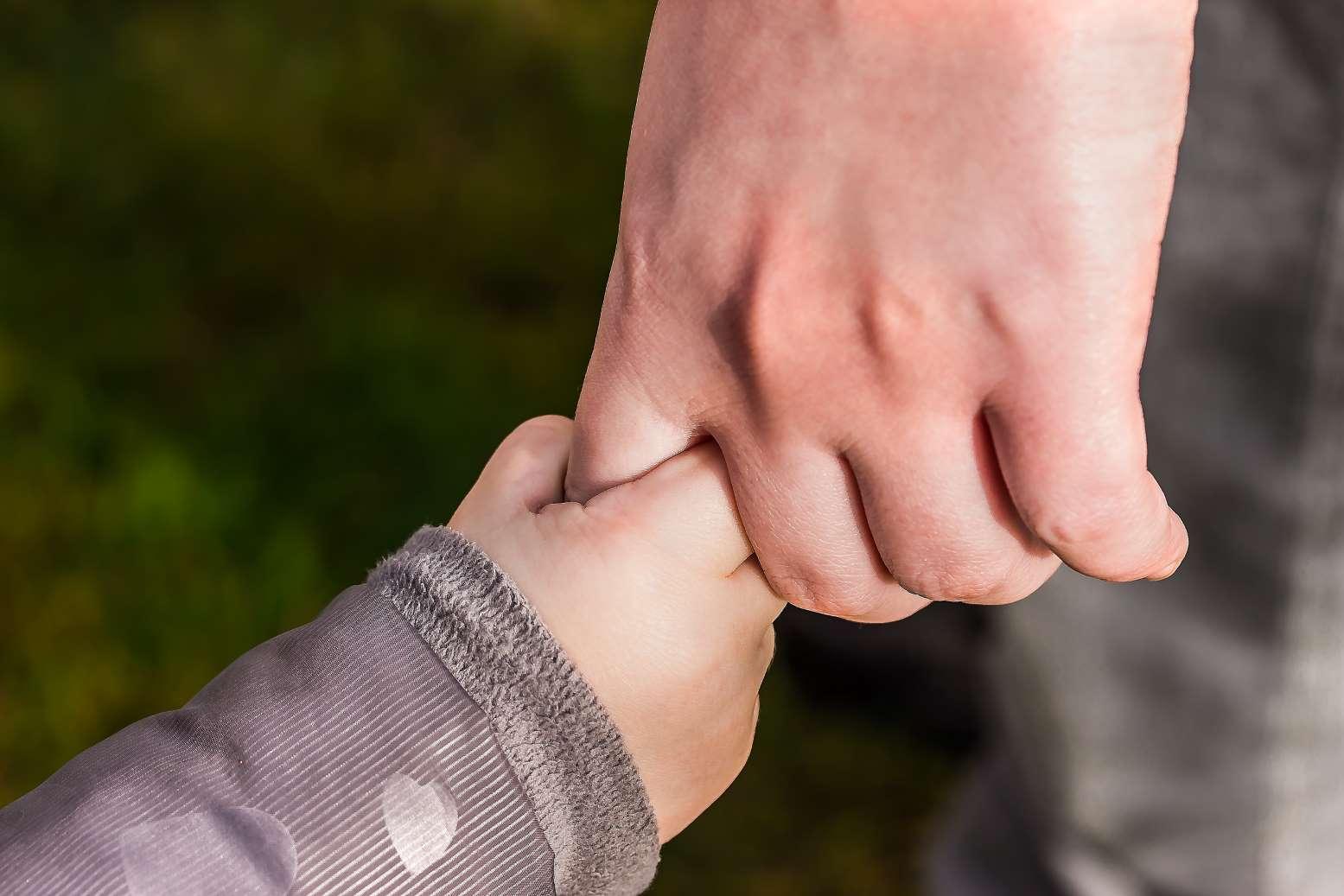 Select:           PARENT & GUARDIAN -