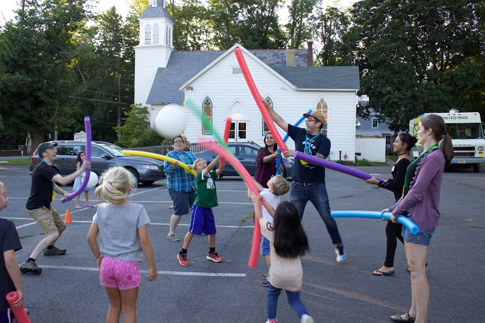 Where Worship and Godly Play Meet - Kingston KIds