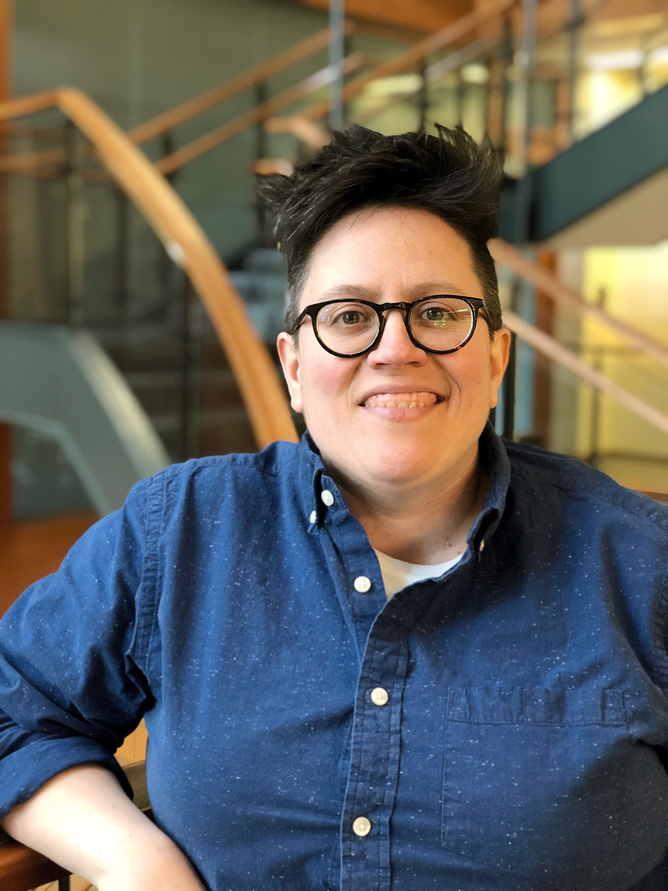 Jessica Winderweedle Lead Pastor - Jess has served as pastor at Kingston UMC since 2016, but she and her wife Melissa have called this community their spiritual home since 2012. Here at Kingston UMC, Jess invests in developing leaders and cultivating the worship life of our congregation. A graduate of Oklahoma Baptist University and Princeton Theological Seminary, Jess also received a wealth of education in business management and community involvement during her decade-long career opening and operating coffee shops.When she wasn't caffeinating the masses, Jess popped up in all sorts of ministry roles, from church pianist to youth ministry associate to small group leader. Since early 2014, she has served as the executive director of Feed Truck Ministries, Inc., the organization that operates KUMC's primary outreach vehicle, The Feed Truck (www.thefeedtruck.org).Jess loves exploring cities, wearing space cat t-shirts, and drinking copious amounts of iced coffee.