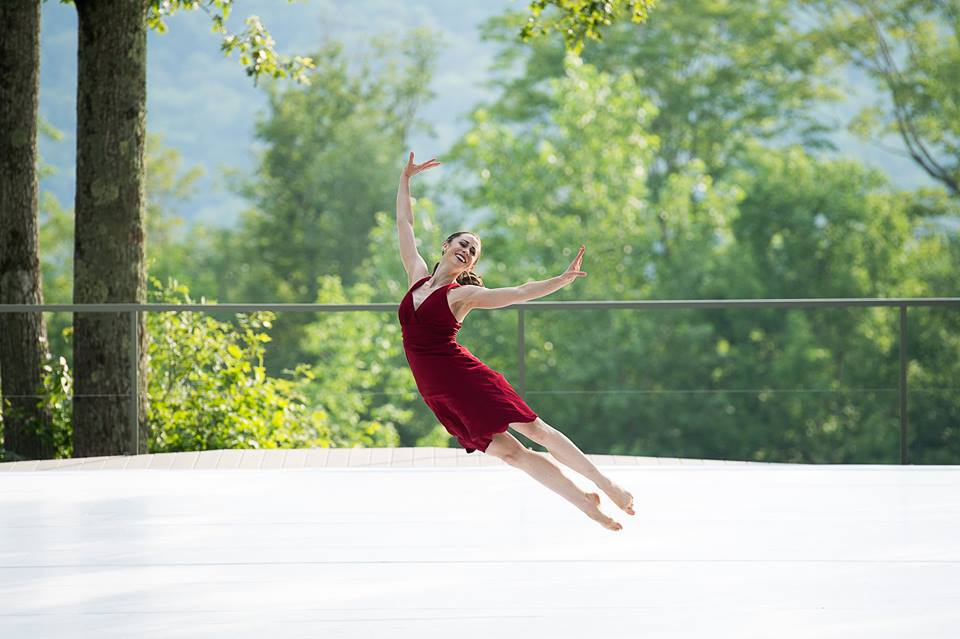 Photo by Christopher Duggan, courtesy Jacob's Pillow