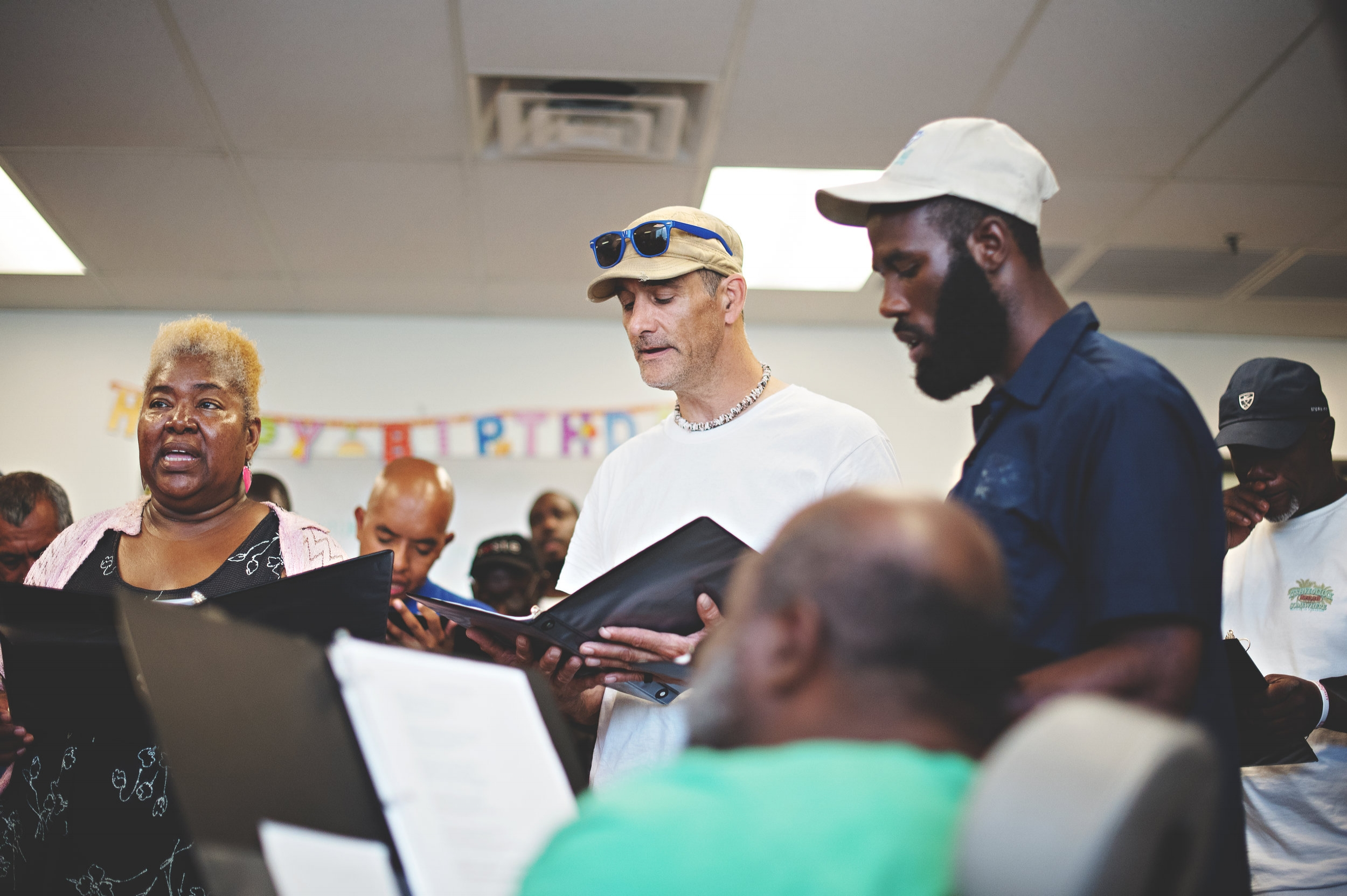 Dallas Street Choir -
