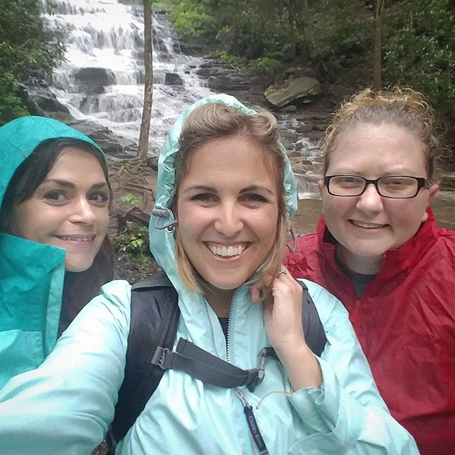Yesterday was a blast with these chicas! 🤘 Follow my 📷 page for photos from this trip @ashleyraephoto . . . . . #chasingwaterfalls #waterfalls #galpal #adventurebuddy #adventureawaits #exploregeorgia