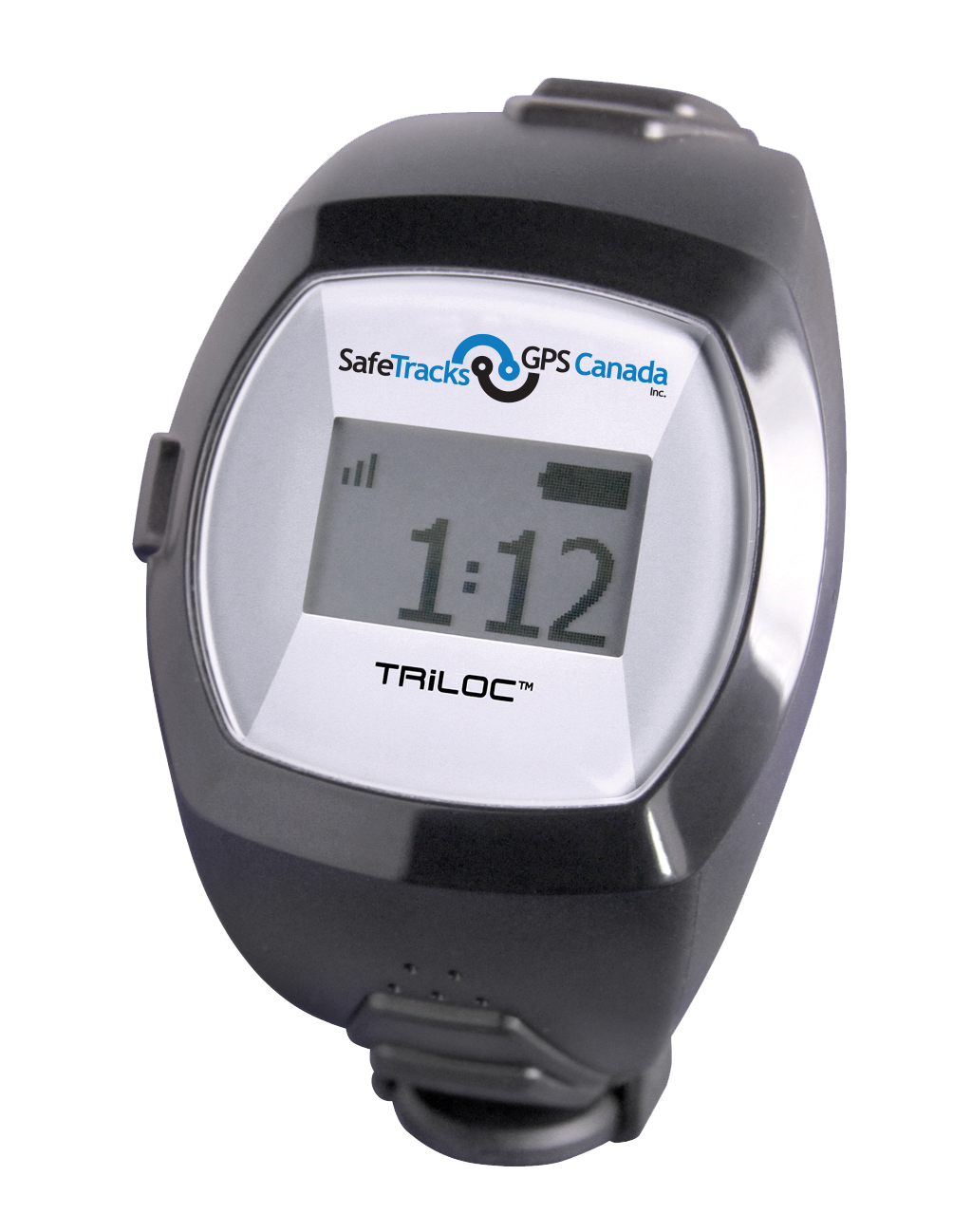 SafeTracks Triloc Wristwatch
