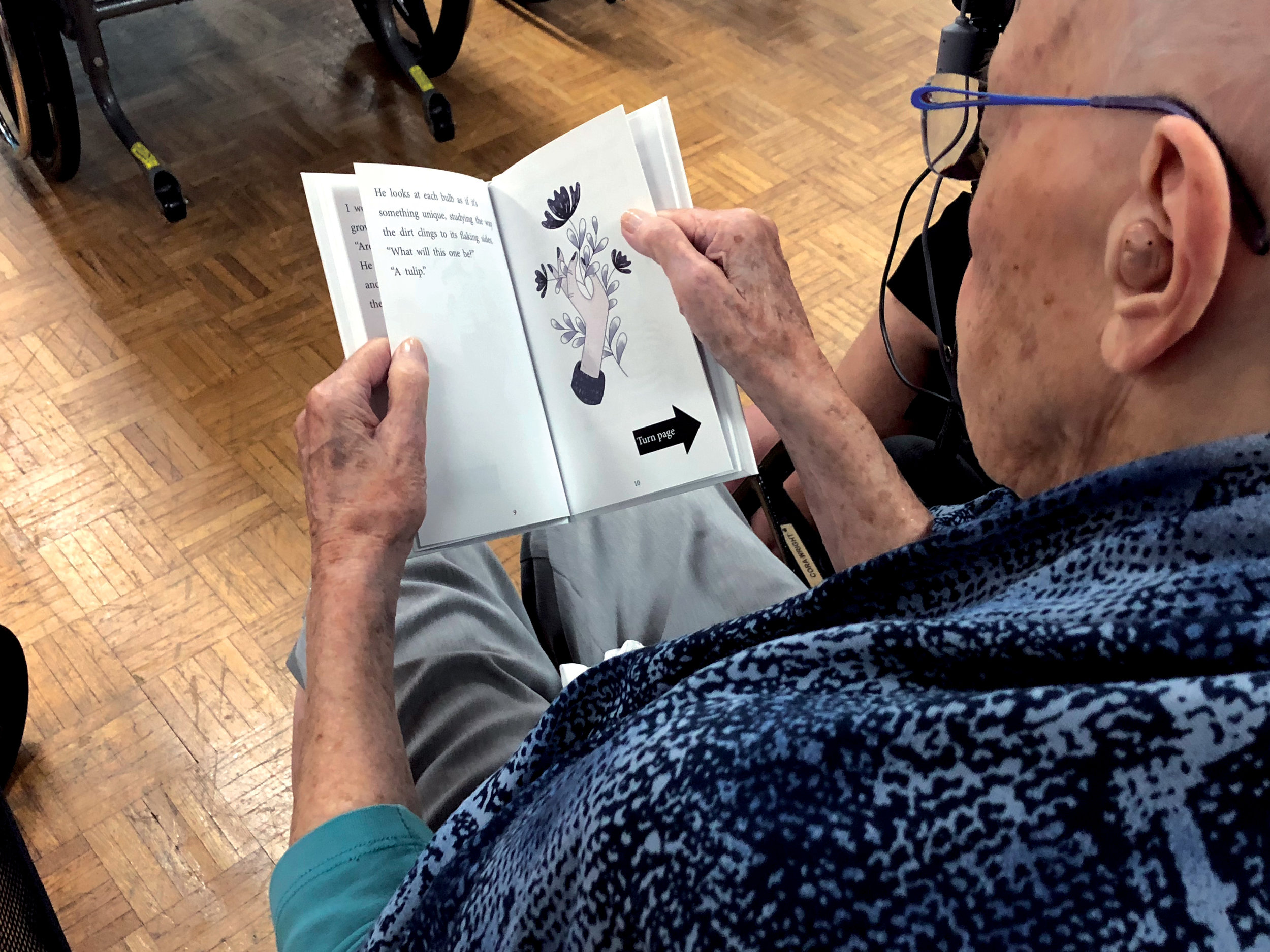 Photo courtesy Marlena Books.