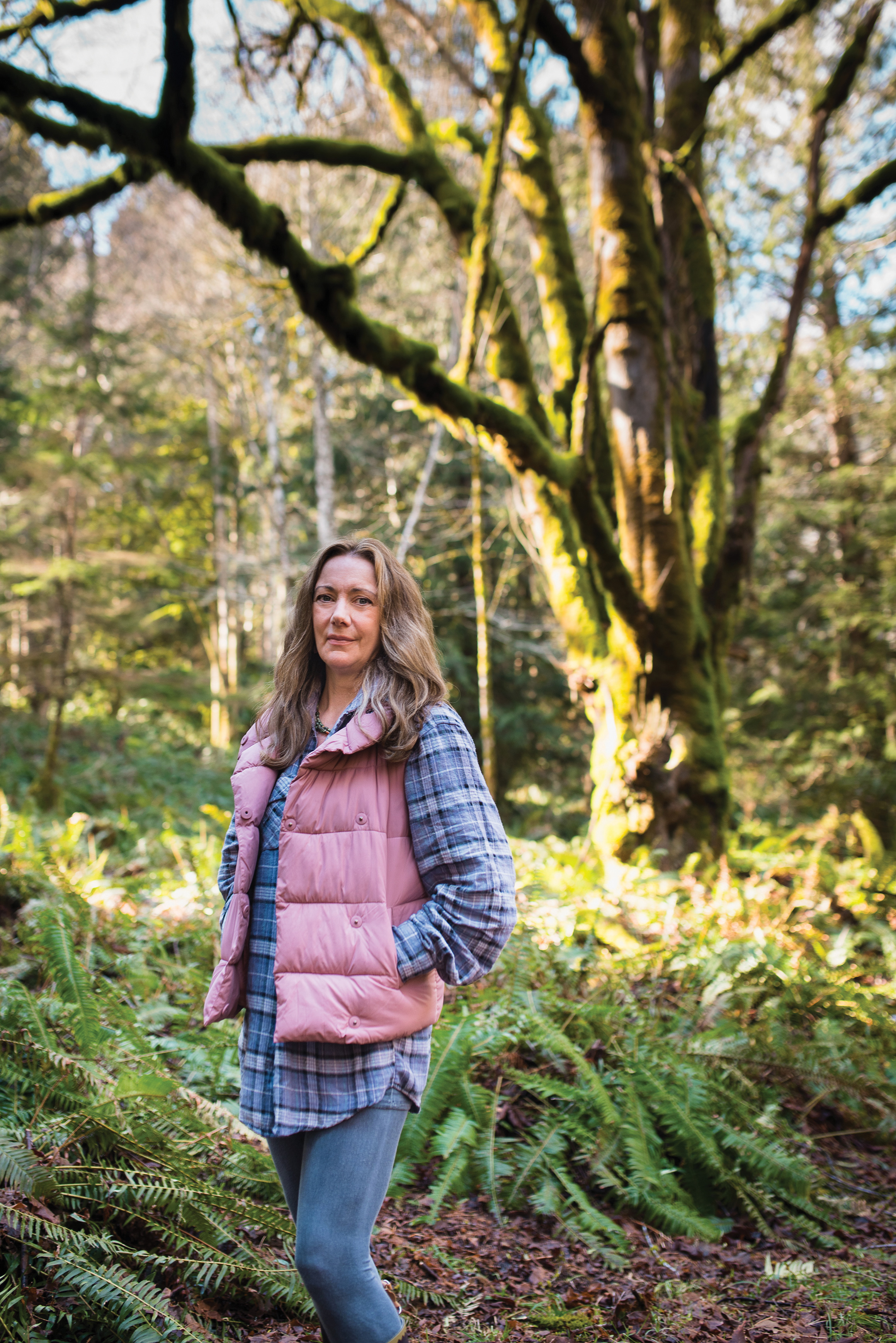 Dana Livingstone, on Vancouver Island, believes the MAID law needs to change. Photo by Pebble & Pine Photography.