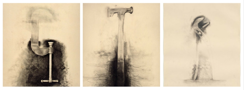 Jim Dine, Tool Drawings.