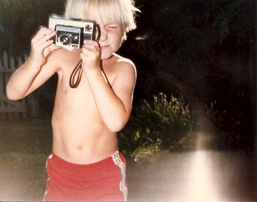 Spencer Aldworth Brown - Got his first camera at age 6 (this was that day) and has been working in the field his entire adult life. He lives on the beach in San Francisco with his wife.