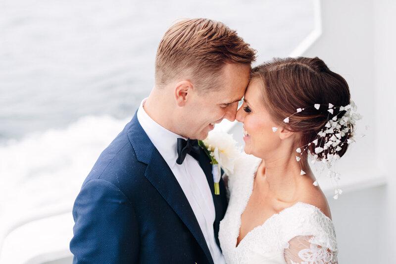 Sofie och Fredrik - Blidö, Norrtälje