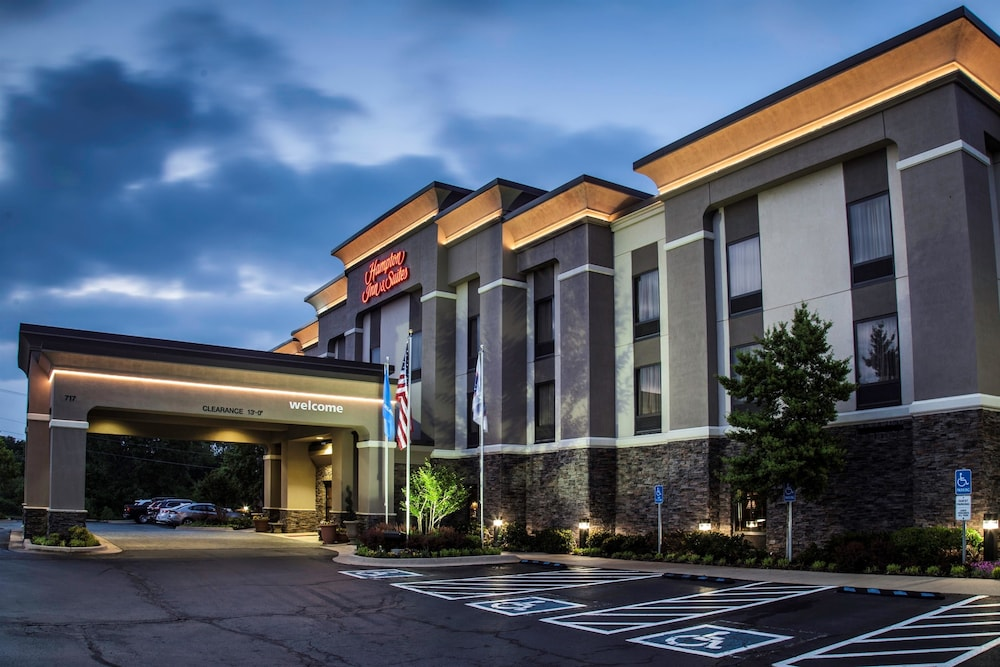 Hampton Inn & Suites Stillwater    Phone:  +1-405-743-1306   Address:  717 East Hall of Fame Avenue    Stillwater, OK   Room blocks, rate and code will be available in mid-October.