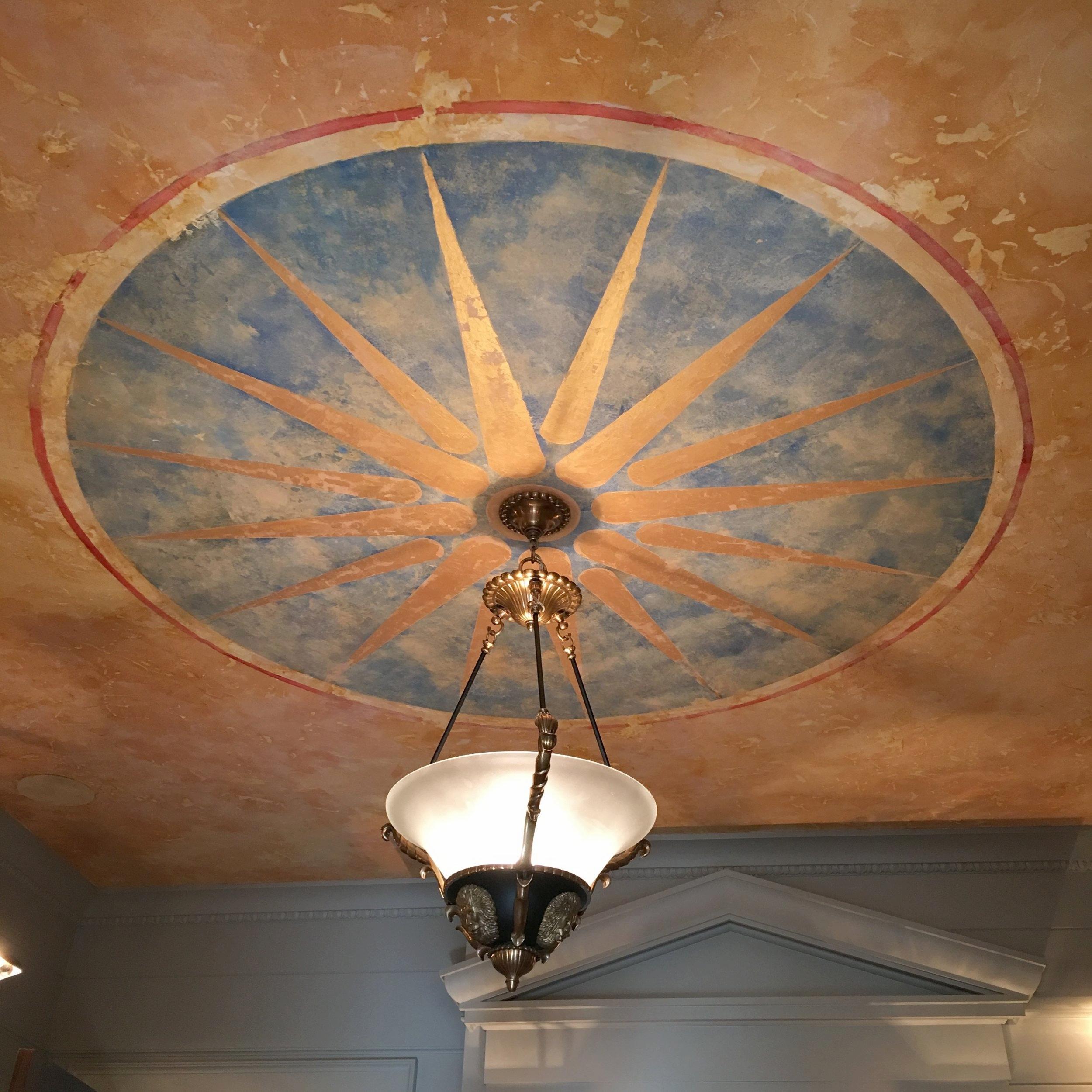 Ceiling Murals