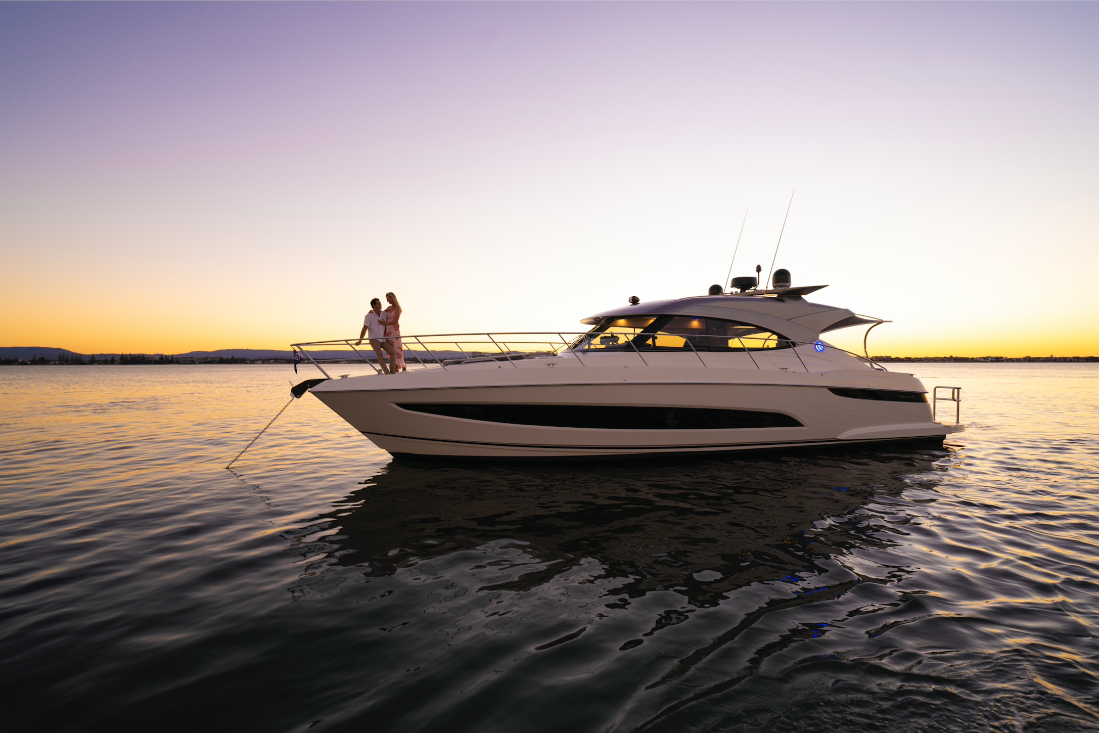Riviera 4800 Sport Yacht, Platnium Edition now available