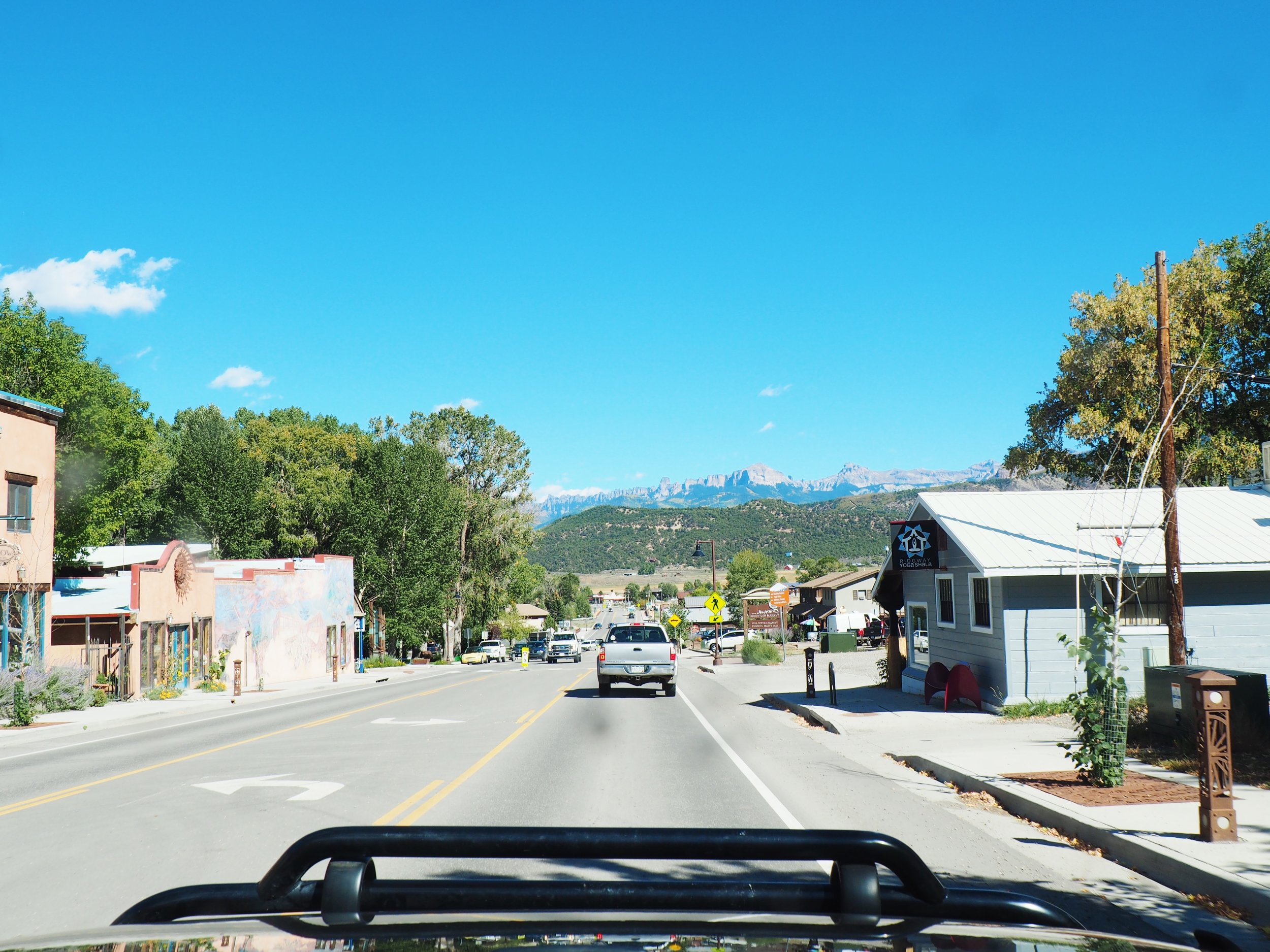 Dreamline Alliance Ridgeway, Colorado